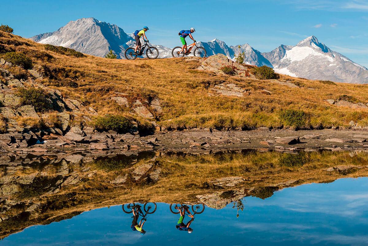 Bikes für die kleinen und Großen Alltagsabenteuer