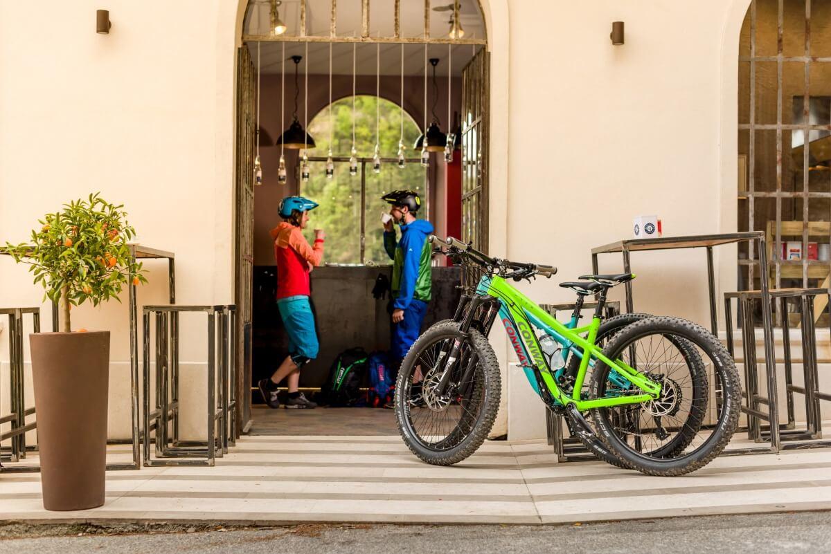 Conway Bikes vereint