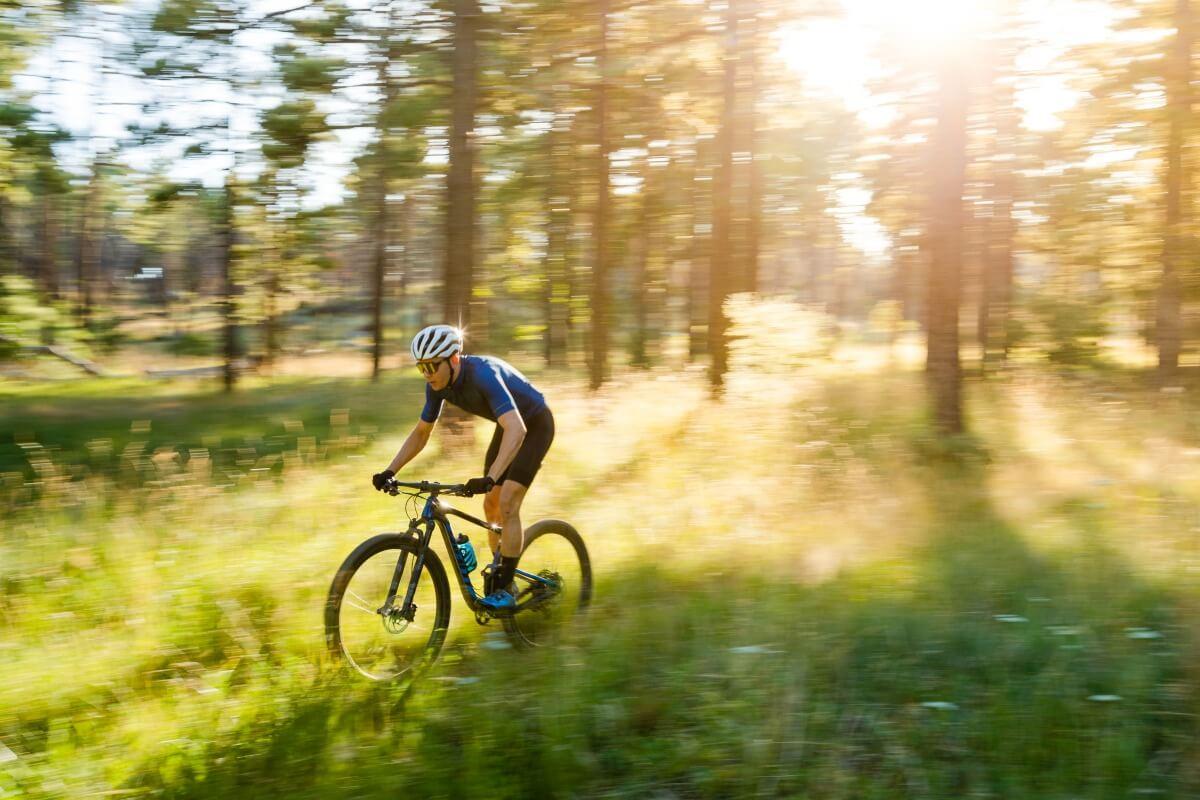 Mountainbikes für jeden Trail