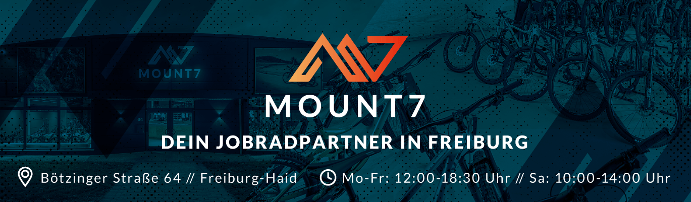 Mount7 - dein JobRad Partner in Freiburg