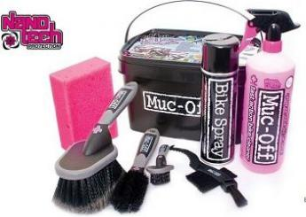 8-In-One Bike Cleaning Kit