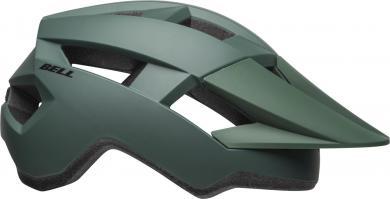 Spark Mips matte dark green/black   54-61cm