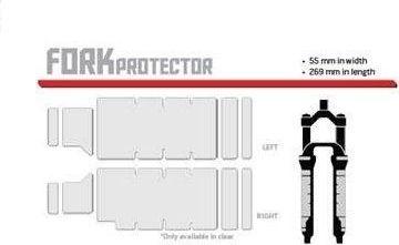 Fork Protector Gabelschutzfolie