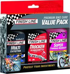 Premium Bike Care Value Pack 3x120ml