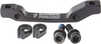Scheibenbrems-Adapter von PM-Bremssattel auf IS-Gabel/-Rahmen