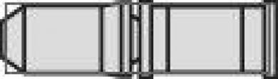 Kettennietstift 6/7/8-fach