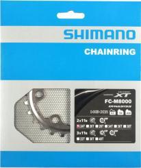 Kettenblätter Deore XT FC-M8000 2-fach