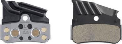 Scheibenbremsbelag N04C Metall mit Kühlrippen