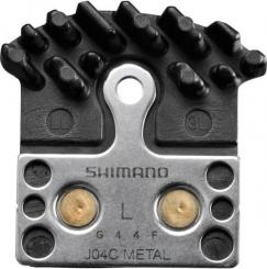 Scheibenbremsbelag Ice-Tech J04C Metall mit Kühlrippen